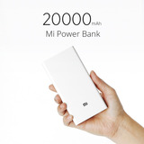 Xiaomi Cargador Portatil Power Bank 2c 20000mah Carga Rapida