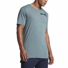 Camiseta Nike Jdi Swoosh Tee 707360-657 Roja Para Hombre · Camiseta Nike  Badlands 806168-392 Verde Para Hombre b865bb30dd4