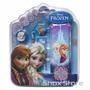 Set Regalo Escolar Utiles Cartuchera Regla Princesas Frozen