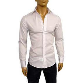 Camisa Emporio Armani Talle S 100% Algodon Made In Italy