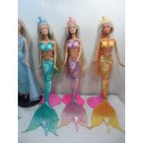 Barbie Sirena Fairytopia Magical Mermaid Afro Lea Lote Narey