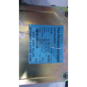 Módulo Calculador De Direção-psa Citroen C3 Nº96 498 477 80