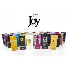Kit 1 Estojo De Amostras Mais 10 Perfumes 55ml A Escolher