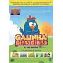 Galinha Pintadinha Vo1, Vol 2 E Vol 3 ( Dvds) Original Novo