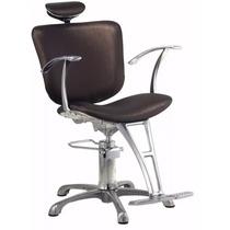 Cadeira Reclinável Hidráulica Para Salão - Lúmia Dompel
