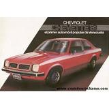 Retrovisor Chevette 1981/1982/ Lado Piloto