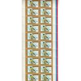 Argentina - Plancha Serie Basica Cabecitanegra $5 - 1995