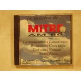 Cd La Musica De Mitre Am 80 Año 1995 Varios The Power Of Lov