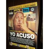 Revista Veintitres Carrio Nota A Bitran Por Las Figus Szw