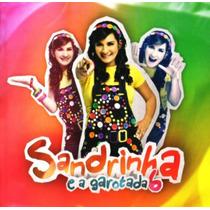 Cd Sandrinha E A Garotada 6 / Bônus Playback [original]