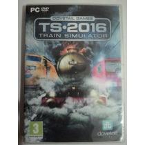 Train Simulator 2016 Pc Game - Frete Grátis
