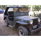 Jeep Willys 1947 Original Doble Traccion Y Baja