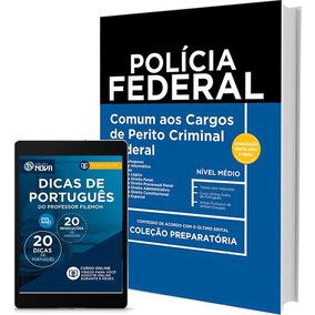 Apostila Preparatória Polícia Federal 2017 - Perito Criminal