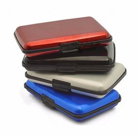 Carteira Porta Cartão De Crédito E Dinheiro - Proteção Total
