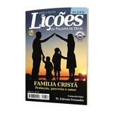 Revista Escola Biblica Dominical Família Crista Aluno