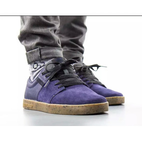 Sapatillas Supra Stacks Navy Gum