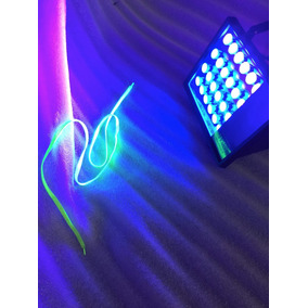 Lampara Led Luz Negra 60w Fluorescente Uv Haloween Neon