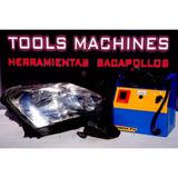 Maquina Para Reparar Paragolpes, Ópticas Y Partes Plásticas
