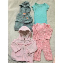 Ropa Carters Para Niña Recien Nacido Envio Gratis