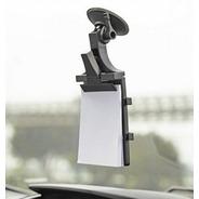 Porta Notas Con Ventosa Para Automovil