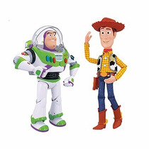 Buzz Lightyear Y Woody Amigos Interactivos Toy Story 3 Envío