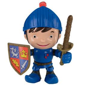 Boneco Mike O Cavaleiro Mattel Com Sons De Treinamento