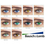 Lentes De Contato Natural Look Anual Bausch & Lomb + Estojo