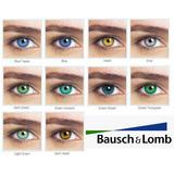 Lente De Contato Natural Look Bausch & Lomb / Lente Anual