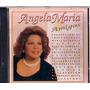 Cd Angela Maria - Amigos (usado/otimo)