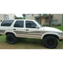 Toyota 4runner 1995 4x4 Japon Impecable