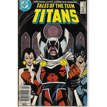 Tales Of The Teen Titans 89 - Dc -nightwing