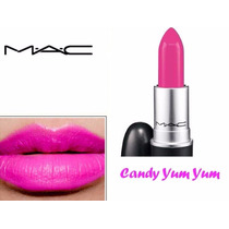 Batom Mac Candy Yum Yum Pronta Entrega!!