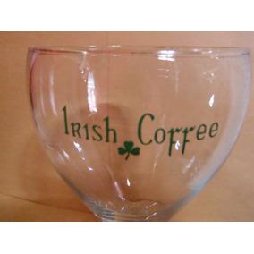 Copa Irish Coffee Ireland Irlanda Europa Cafeteria Souvenir