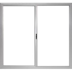 Ventana para ba o en aluminio 30x40 aberturas en mercado for Ventanas de aluminio doble vidrio argentina