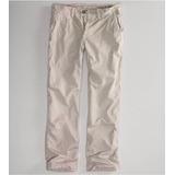 Pantalones American Eagle Drill Hombres Importados Usa