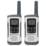 Radio Motorola Walkie Talkie T260mc Recargable Alcance 40km