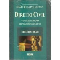 Direito Civil - 3ª Edição - Vol. 5 Silvio De Salvo Venosa