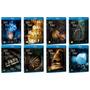 Blu-ray - Harry Potter - Coleção Completa - Duplos