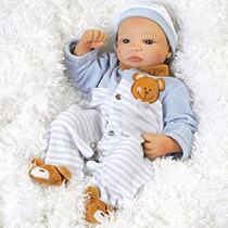 Boneca Reborn Bebe Paradise Galleries Real Life Baby Boy