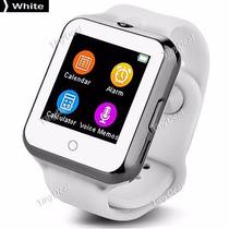 Smartwatch No.1 D3 Disponible En Color Blanco Ritmo Cardiaco