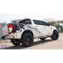 Juego De Stickers Calcomanias Ford Ranger Envio Gratis