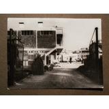Fotografia Planta La Armonia Porton De Entrada Fabrica 1972