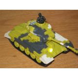 Tanke De Guerra T-34 Sovietico, A Control Remoto Esc. 1:77