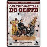 Dvd O Último Samurai Do Oeste (1975) Giuliano Gemma