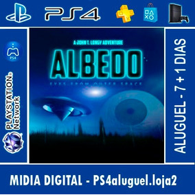 Albedo Eyes From Outer Space Ps4 - Aluguel 7 + 1 Dias