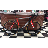 Tarmac S-works 56 Dura Ace 2016 Free Garmin Edge 800