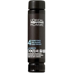 Loreal Homme Cover Nº 4 Castanho 50ml