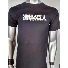 Playera Anime Shingeki No Kiojin 333cosplay
