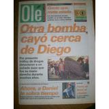 Diario Ole 5/10/1996 Los Andes 2 Sarmiento 1 / Carrario