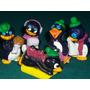 Kinder Pingüinos Coleccion Muñeco Muñequitos Huevo Figura